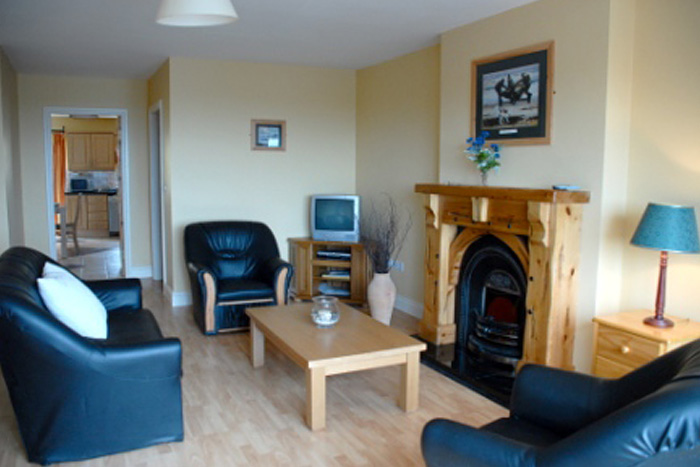 Tralee Bay Self Catering Houses - 2 Bedrooms